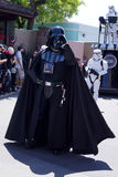 Darth Vader an Star Wars-Wochenenden an Disney-Welt Stockbilder