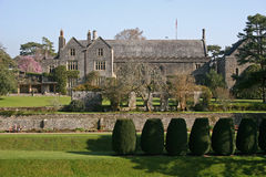 Dartington Hall, Devon Stock Image