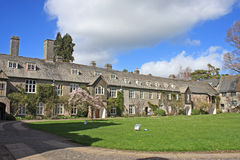 Dartington Hall, Devon Royalty Free Stock Photos