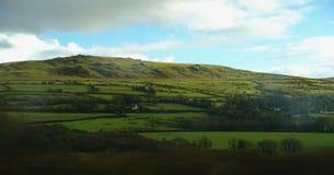 Dartmoor,英国 图库摄影
