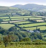 Dartmoor. Devon england uk eu Royalty Free Stock Image