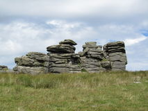 Dartmoor Royaltyfria Bilder