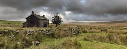 Dartmoor royalty-vrije stock foto