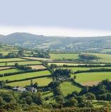 Dartmoor. A view of dartmoor devon england uk Stock Photo