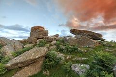 dartmoor Stockfoto