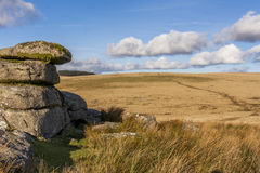 dartmoor Immagine Stock