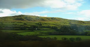 Dartmoor, Angleterre Photographie stock