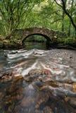 Dartmoor Bridge Stock Images