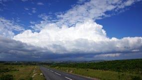 Dartmoor Cloud Royalty Free Stock Photos