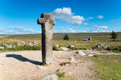 Dartmoor Cross Stock Images