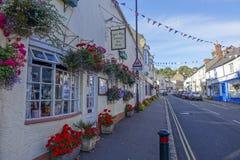 Dartmoor Devon England Reino Unido Fotos de Stock