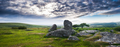 Dartmoor, Devon Stock Images