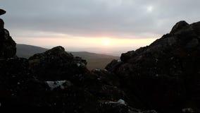 Dartmoor en Devon Image libre de droits