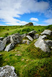Dartmoor landscape, England - 2 Stock Image