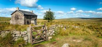 Dartmoor National Park Stock Photo