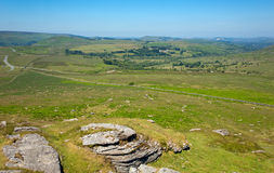 Dartmoor National Park Devon England UK Stock Photo