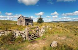 Dartmoor Nationalpark Lizenzfreie Stockfotografie