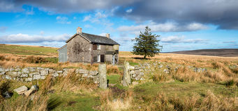 Dartmoor Nationalpark Stockbilder