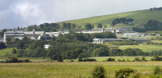 Dartmoor prison Royalty Free Stock Image