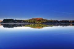 Dartmoor Vorratsbehälter stockbild