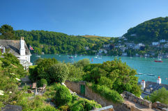 Dartmouth, Angleterre Image stock