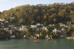Dartmouth in Autumn. Royalty Free Stock Photo