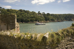 Dartmouth castle Royalty Free Stock Photos
