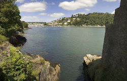 Dartmouth castle Stock Images