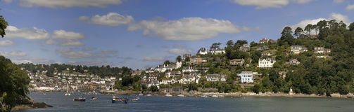 Dartmouth castle Royalty Free Stock Images
