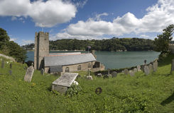 Dartmouth castle Stock Photography
