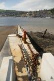 Dartmouth, Cornwall, het UK royalty-vrije stock foto