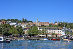 Dartmouth, Devon foto de archivo
