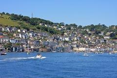Dartmouth, Devon fotografía de archivo libre de regalías