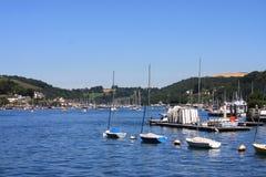 Dartmouth, Devon fotos de archivo