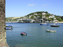 Dartmouth Devon England Stock Image