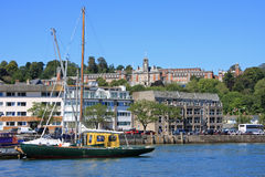 Dartmouth, Devon Royalty Free Stock Photos