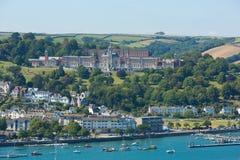Dartmouth Devon South Inghilterra ad ovest Regno Unito Fotografia Stock Libera da Diritti
