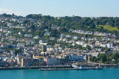 Dartmouth Devon South west England UK Royalty Free Stock Photos