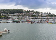 Dartmouth Estuary Royalty Free Stock Images