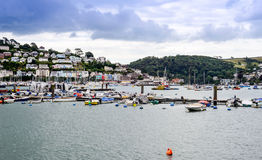 Dartmouth Estuary Royalty Free Stock Image