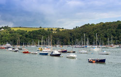 Dartmouth Estuary Stock Image