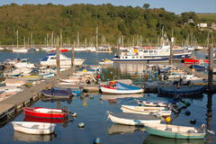 Dartmouth Harbour Royalty Free Stock Images