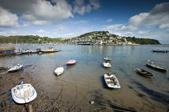 Dartmouth harbour Royalty Free Stock Photos