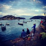 Dartmouth Harbour - Devon, UK stock image