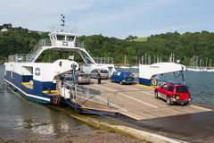 Dartmouth Higher Ferry Royalty Free Stock Photos