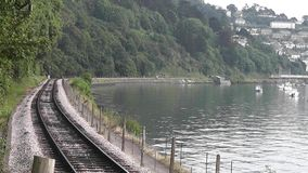 Dartmouth Konserwował stację kolejową zbiory wideo