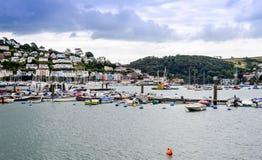 Dartmouth-Mündung Lizenzfreies Stockbild