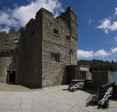 Dartmouth-Schloss Stockfotos