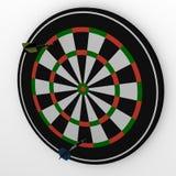 Darts. 3d render of darts (game Stock Photos