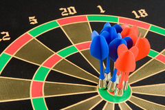 Darts Stock Photos
